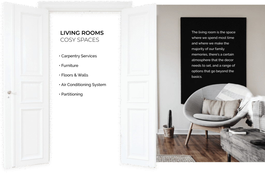 living room design ideas from Delcoi