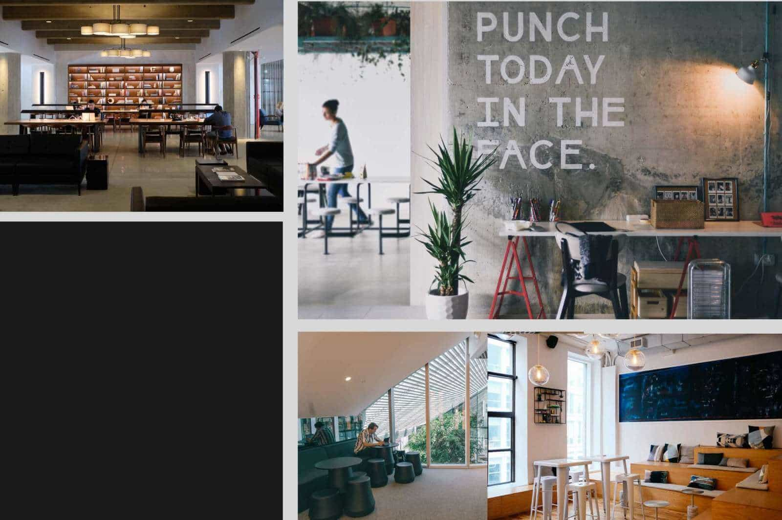 wall decoration ideas in office spaces