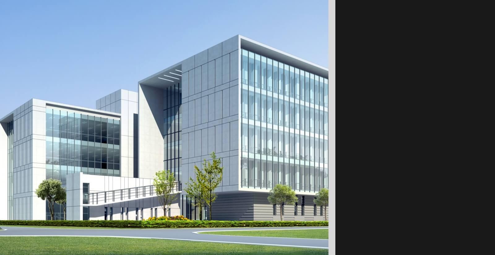 อาคารสำนักงาน architects design บริษัท ผลงานการออกแบบอาคาร