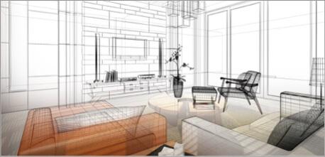 ผลงานการออกแบบ interior design architects and design ออกแบบและตกแต่งภายใน