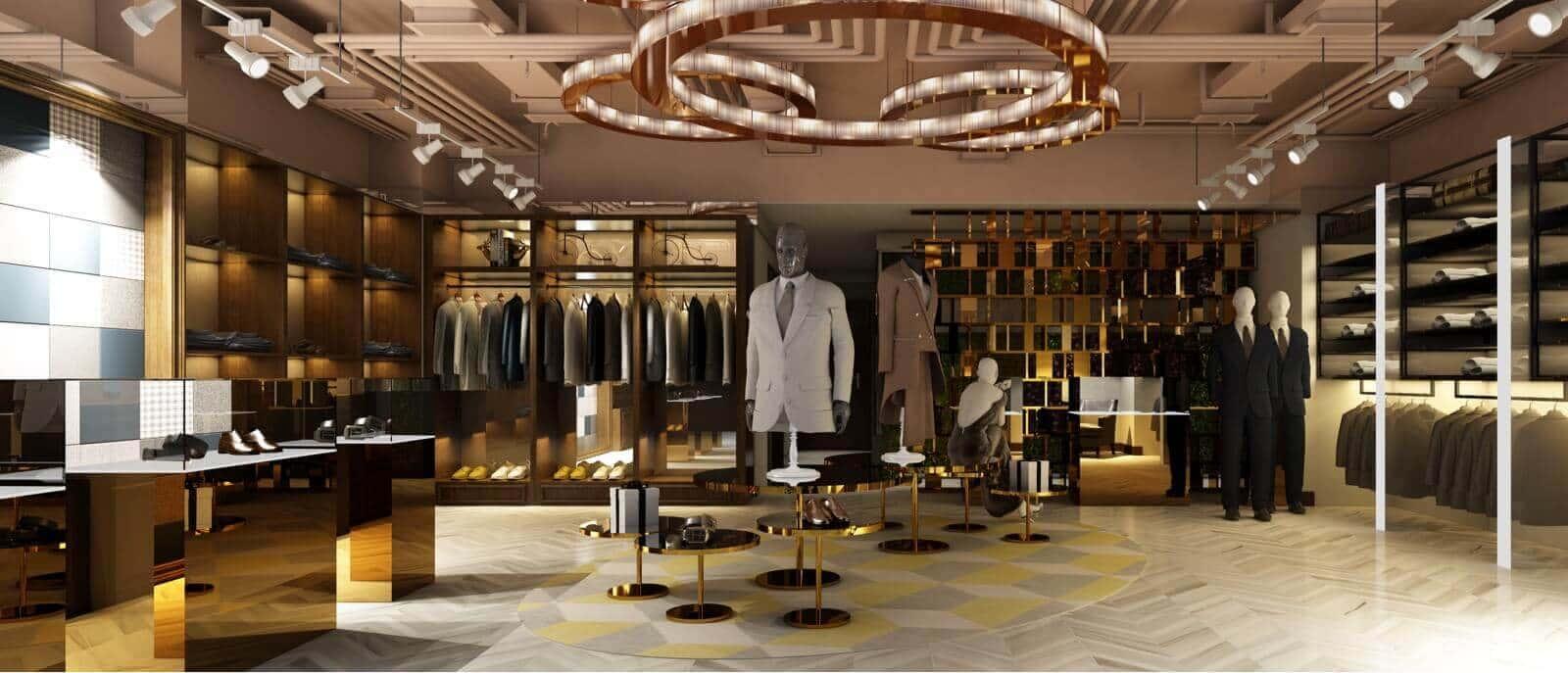 Store interiors, Retail store interior, Store interior design