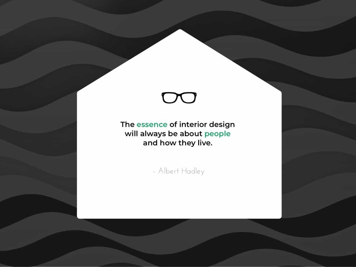 Albert Quote ดีไซน์เฟอร์ นิ เจ อร์บิ้ วอิน เน้นการใช้งาน | การ ออกแบบ ตกแต่ง ภายใน | รับ เหมา ตกแต่ง ภายใน | ออกแบบ ตกแต่ง ภายใน อาคาร