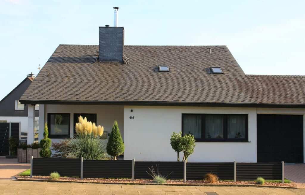 ภาพบ้านสวยๆ สร้างบ้านชั้นเดียวราคาถูก ไอเดียบ้านไม้ แบบบ้านราคาไม่เกิน 5 แสน 3ห้องนอน 2 ห้องน