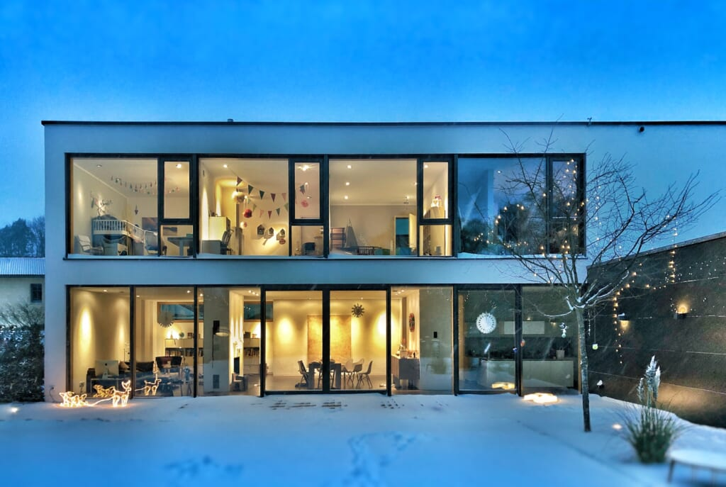 แบบ บ้าน สมัยใหม่ แบบหลังคาบ้านโมเดิร์น แบบแปลนบ้านโมเดิร์น